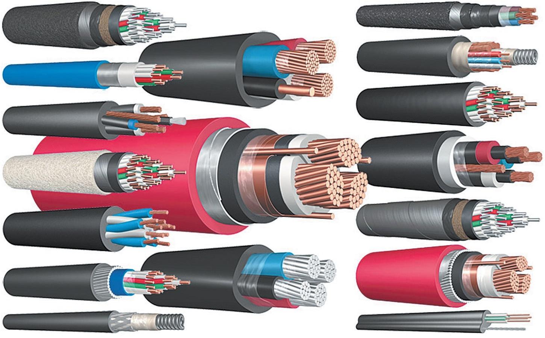 Прием кабеля АПВПУ