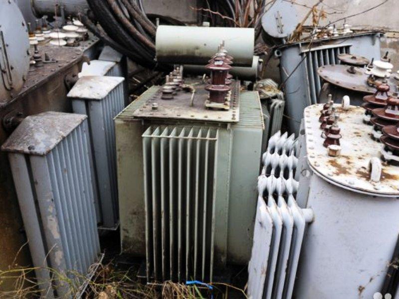 Утилизация трансформатора